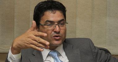الدكتور محمد محسوب أستاذ القانون الدولى وعميد كلية الحقوق جامعة المنوفية
