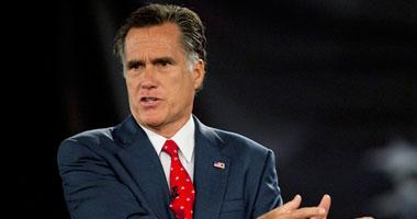 مرشح الانتخابات الرئاسية الأمريكية ميت رومنى