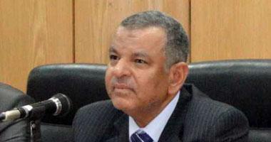 تجمهر ذوى الاحتياجات الخاصة أمام مبنى محافظة المنيا للمطالبة بالتعيين  الإثنين، 10 يونيو 2013
