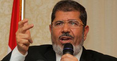 مرسى يستعرض تأمين المنشآت الدبلوماسية