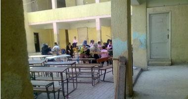 المدارس متهالكة قبل بداية العام الجديد