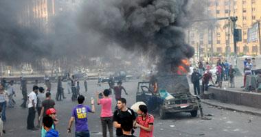 نيابة النيل: حصيلة اشتباكات السفارة