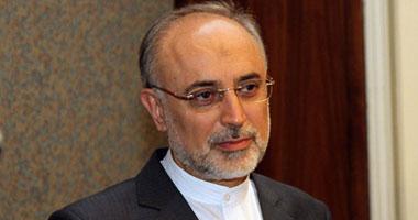 على أكبر صالحى وزير الخارجية الإيرانى