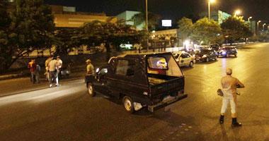 الأمن يلقى القبض على 3 مشتبه بهم فى حادث كمين سانت كاترين