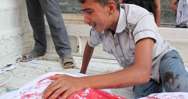 """""""مجزرة"""" فى ريف دمشق وتبادل اتهامات حولها"""