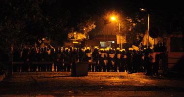 الهدوء يسود محيط السفارة السورية وكورنيش النيل بعد 8 ساعات اشتباكات