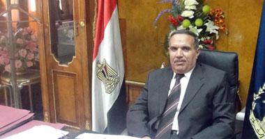 اللواء مصطفى باز مدير أمن الدقهلية