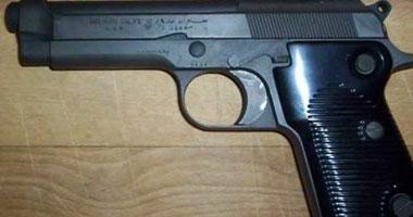 ضبط مسدس صوت بحوزة طالب أثناء الامتحانات بجامعة بنى سويف