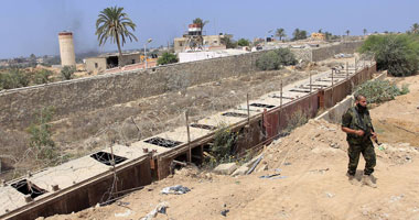 إسرائيل تكتشف نفقا من غزة وجيش الاحتلال يحمل حماس المسؤولية