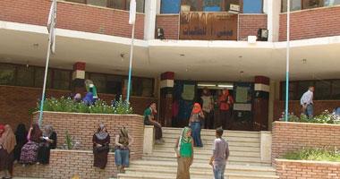 بدء تسكين طلاب المدينة الجامعية بالإسكندرية حسب تقديرات السنوات الماضية