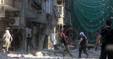 جانب من أحداث سوريا