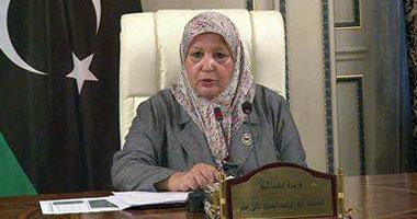وزيرة السياحة الليبية إكرام باش إمام