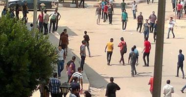 القبض على 4 طلاب إخوان بعد محاولتهم اقتحام مبنى رئاسة جامعة الزقازيق