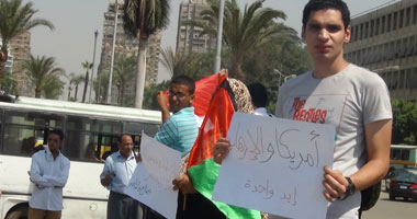 وقفة الطلاب الناصريين