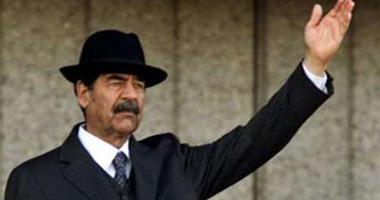الرئيس العراقى الأسبق صدام حسين