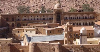 باحث آثرى: القديسة سانت كاترين مصرية عذبها الرومان وكرمها الإسلام
