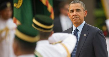 """أوباما يعفو عن الديك الرومى """"تشيز"""" عشية عيد الشكر"""