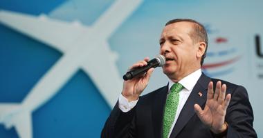 """زعيم تركى لأردوغان: لو كنت تؤيد غزة رد وسام """" أيباك"""" الإسرائيلية"""