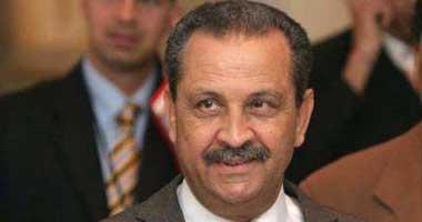 وزير النفط الليبى السابق شكرى غانم