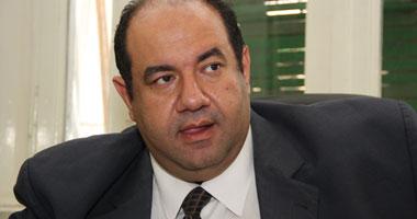المستشار أشرف زهران: صفقة بين أمريكا والعسكرى بقضية التمويل الخميس، 1 مارس 2012 - 08:58