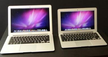 أبل تطلق Mac book الجديد.. أنحف لاب توب فى العالم Smal10201021175040