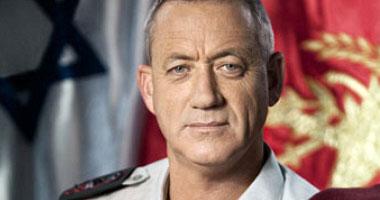 رئيس أركان الجيش الإسرائيلى بينى جانتس