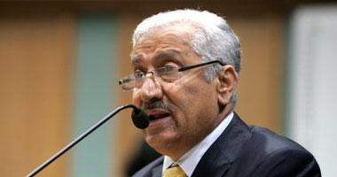 رئيس الوزراء الأردنى عبد الله النسور