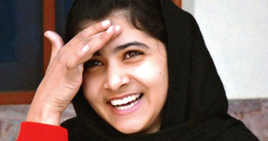 الناشطة الباكستانية الشابة ملالا يوسف