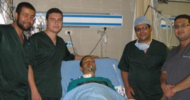 إجراء أول جراحة قلب مفتوح بمستشفى جامعة بنى سويف