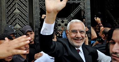 الرئاسة: الفتوح للرئيس تعديلات حزبه