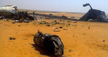 مصدر مسئول: الطائرة الروسية سقطت نتيجة عطل فنى بالمحركات ولم تستهدف