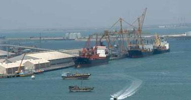 موانئ البحر الأحمر: سحب سفينة تعرضت لحريق محدود بميناء بورتوفيق