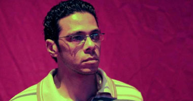 حمزة العيلى سعيد بمشاركة حلمى فى فيلم أكس لارج اليوم السابع