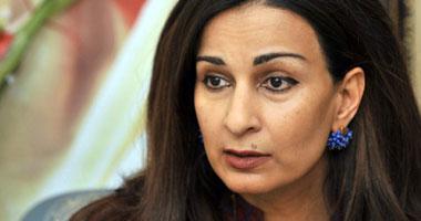 سفيرة باكستان لدى الولايات المتحدة شيرى رحمن