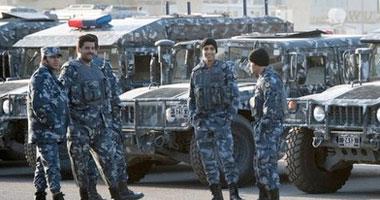 الجيش الكويتى يختتم تمرين  البيرق7  بمشاركة الحرس الوطنى والداخلية -