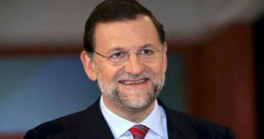 رئيس الوزراء الأسبانى ماريانو راخوى