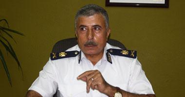 اللواء نبيل عبد الفتاح مدير شرطة السكة الحديد