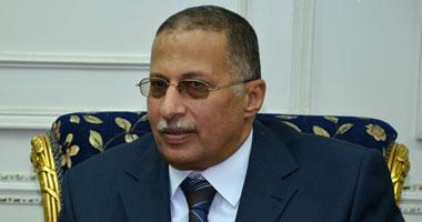 اللواء محمد حبيب مدير أمن البحيرة