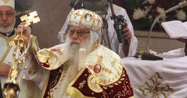 الأنبا باخوميوس: تأجيل زيارة البابا