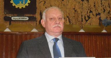 اللواء حاتم عثمان مدير أمن الغربية