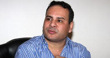 """الإعلامى جابر القرموطى مقدم برنامج """"مانشيت"""""""