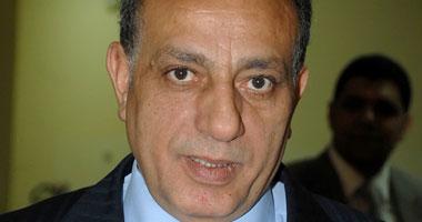 اللواء كمال الدالى مدير الإدارة العامة لمباحث الجيزة