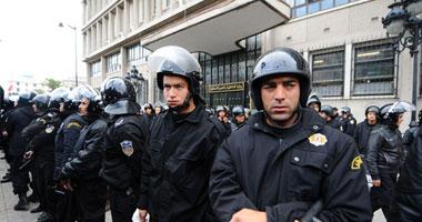 شرطة تونس تطلق الرصاص فى الهواء لتفريق سلفيين فى سيدى بوزيد