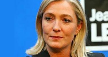 زعيمة الجبهة الوطنية بفرنسا مارين لوبن