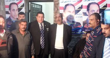 حداد بائتلاف دعم جمال مبارك على رحيل أحد قياداته