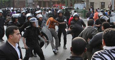 مظاهرات وأعمال تخريب بمدينة السلوم  Smal1201126182410