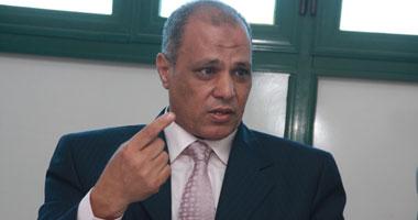 المهندس مصطفى قناوى رئيس هيئة السكك الحديدية السابق