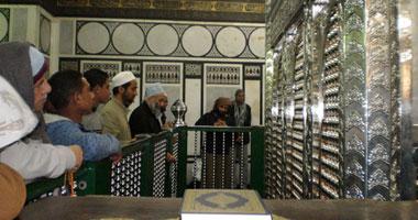 بالصور.. الشيعة والبهرة يحتفلون بعاشوراء بمساجد القاهرة smal12201015193033.jpg