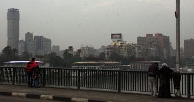 الأرصاد: ارتفاع درجات الحرارة غدا والعظمى فى القاهرة 24 درجة