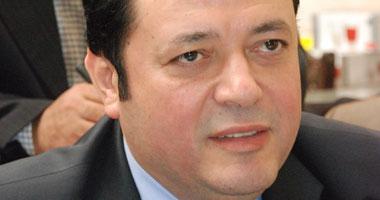محمد المرشدى: سأساهم فى مشروع قومى للشباب بمحور قناة السويس بمليار جنيه